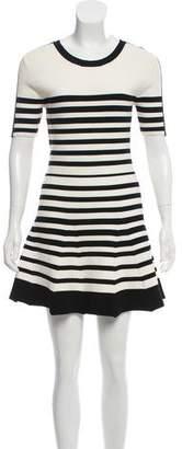 Timo Weiland Knit Mini Dress