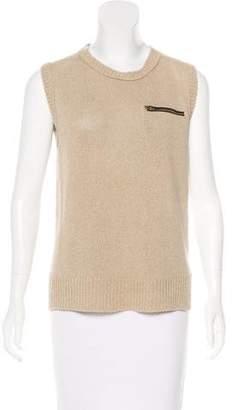 Celine Knit Sleeveless Top