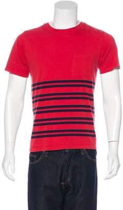 Saturdays NYC Striped T-Shirt