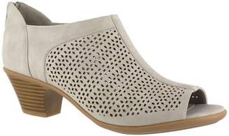 Easy Street Shoes Steff Womens Shooties Slip-on Open Toe