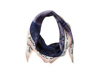 Vince Camuto You Had Me At Ahoy Kite Scarf Scarves