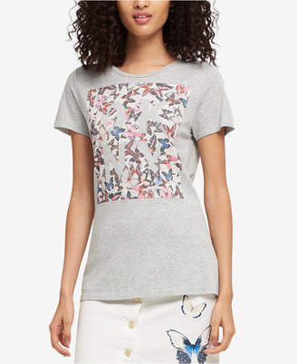 DKNY Short-Sleeve Graphic T-Shirt, Created for Macy's