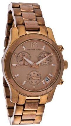 MICHAEL Michael KorsMichael Kors Runway Chronograph Watch