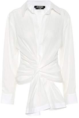 La Chemise Olhao cotton top