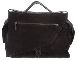 Helmut Lang Leather Utility Crossbody Bag