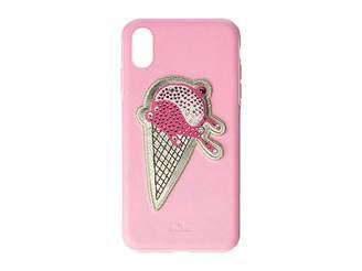 Swarovski No Regrets Ice Cream Smartphone Case with Integrated Bumper, iPhone(r) XS Max