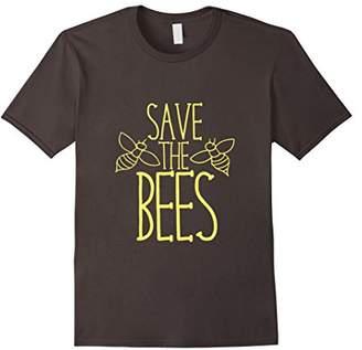 Save the Bees shirt beekeeper beekeeping it real tshirt