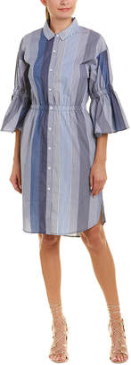 BCBGMAXAZRIA Cyprien Shirtdress