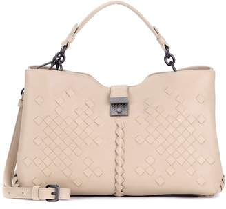 Bottega Veneta Medium Napoli leather shoulder bag