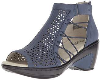 Jambu JBU by Women's Nelly Wedge Sandal
