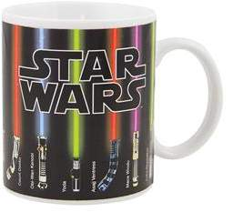 Star Wars Independence Studios Hc Mug Light Saber