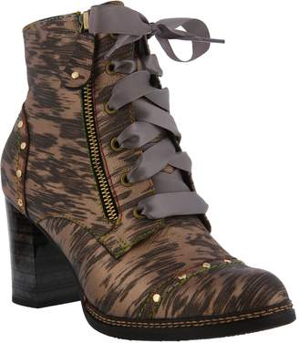Spring Step L'Artiste by Leather Booties - Aleja