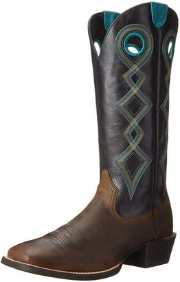 Ariat Men's Sport Buckaroo Wide Square Equestrian Boot