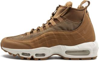 low priced 51d22 4cfd8 Nike Air Max 95 Sneakerboot Flax Ale Brown