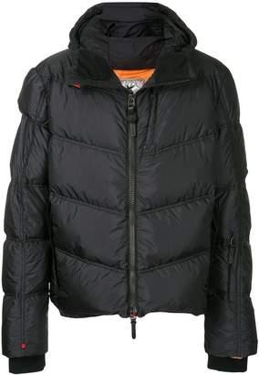 Kru Power Air Tec jacket