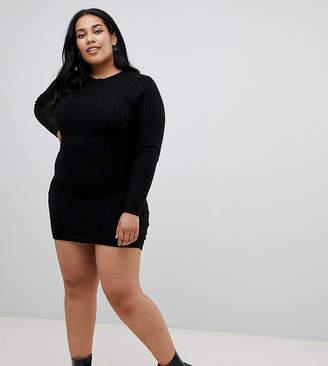 a1c2e7967b5 Brave Soul Black Plus Size Dresses - ShopStyle Canada