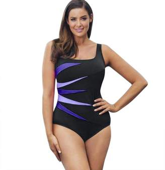 bf8eacadc92 Yuxing Swimsuits for Women One Piece Plus Size