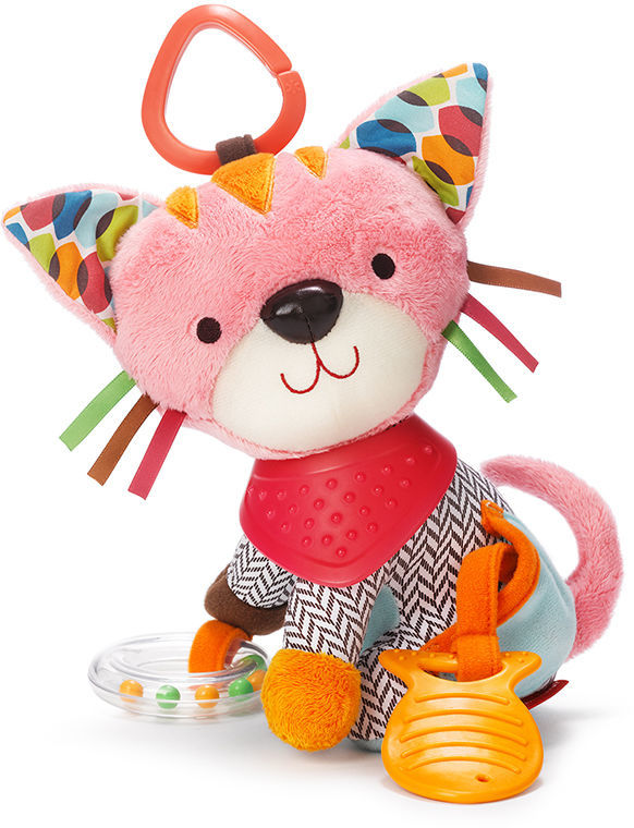 Skip hop bandana buddies activity kitty