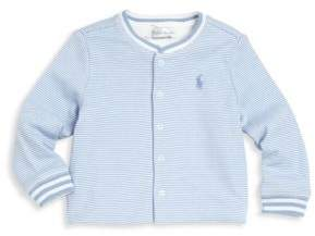 Ralph Lauren Baby Boy's Reversible Cardigan