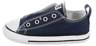 Converse Boys' Simple Slip Sneakers w/ Tags