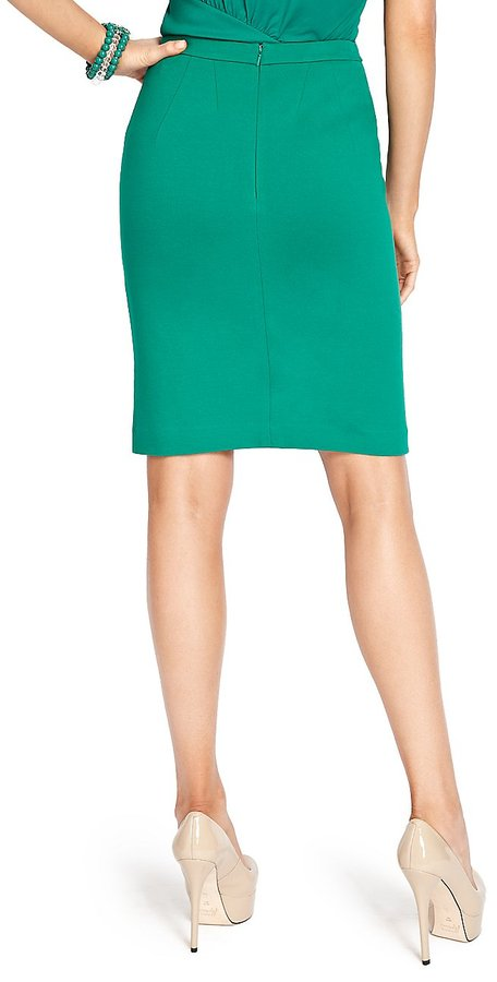 GUESS by Marciano Stevie Ponte Pencil Skirt