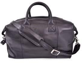 ROYCE New York Luxury Overnighted Duffel Bag