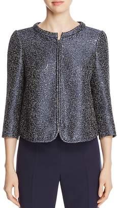 Armani Collezioni Sequin-Embellished Jacket