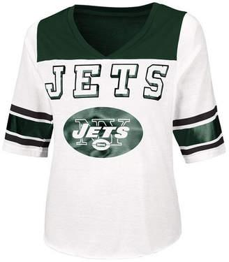 Touch By Alyssa Milano Women's New York Jets Touchdown T-Shirt