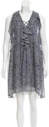 IRO Jaysan Floral Print Dress w/ Tags