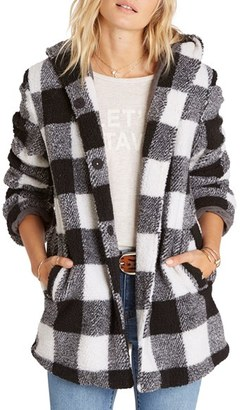 Billabong Into the Forest Fleece Jacket $149.95 thestylecure.com