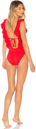 Suboo The Chase Frill Scoop One Piece