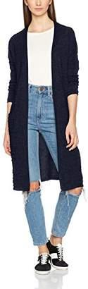 Vero Moda Women's VMMONTANA LS Extra Long Cardigan,(Size: S)