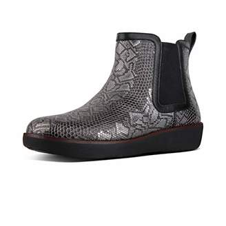 7cb031cebb0a FitFlop Women s CHAI Python Print Ankle Boots
