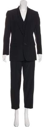 Dolce & Gabbana Structured Three-Piece Pantsuit