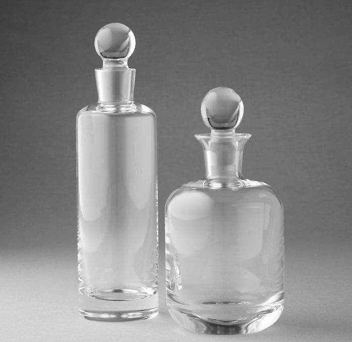 Gable Decanters