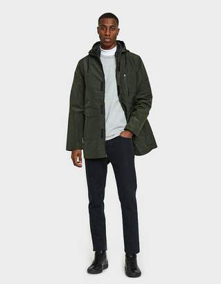 NATIVE YOUTH Sedgemoor Jacket in Green