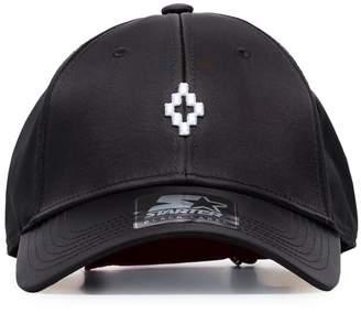 Marcelo Burlon County of Milan logo-embroidered cap