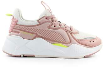 Puma Rs-x Softcase Pink White Sneaker