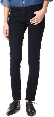 Blank Denim Corduroy Boyfriend Jeans $88 thestylecure.com
