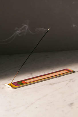 Rainbow Groove Incense Holder