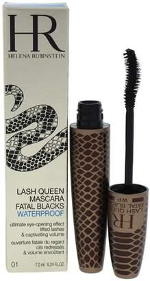 Helena Rubinstein Lash Queen Fatal s Mascara Waterproof, No. 01 Magnetic , 0.24 Ounce