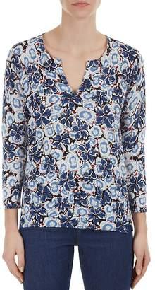 Gerard Darel Floral Print Sweater