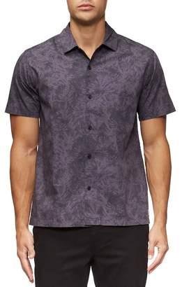 Tavik Villa Palms Short Sleeve Woven Regular Fit Shirt
