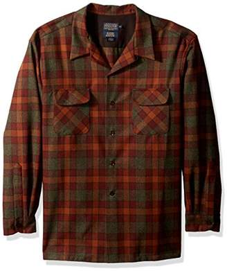Pendleton Men's Long Sleeve Board Shirt