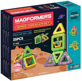 Magformers 35-pc. Space Traveler Set