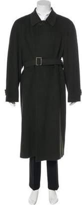 Loro Piana Belted Wool & Cashmere Coat