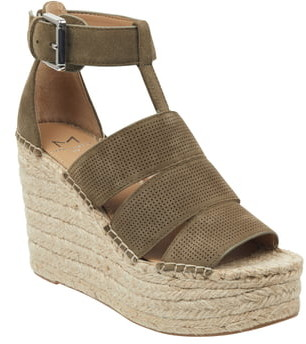 Marc Fisher Adore Platform Wedge Sandal