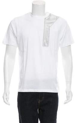 Tim Coppens Crew Neck Contrast T-Shirt