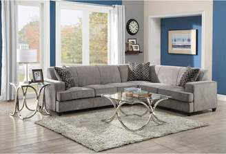 Co Darby Home Caswell Sleeper Sectional