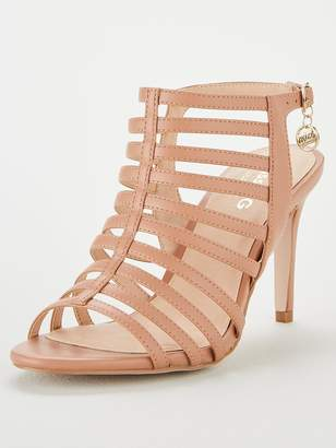 066fc7ede38 Miss KG Primrose Wide Fit Gladiator Heeled Sandal
